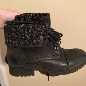 Jessica Cline Stylist Hiking Boots